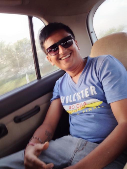 Kuks Patel, 34, Ahmedabad, India