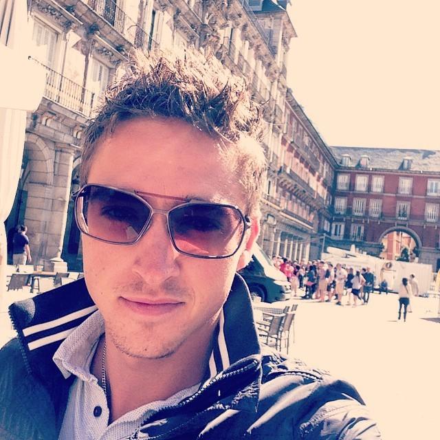 Vitaly Kuznetsov, 31, Dubai, United Arab Emirates