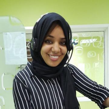 Fatoma, 30, Abu Dhabi, United Arab Emirates