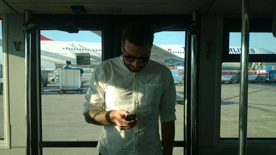 Emir, 30, Istanbul, Turkey