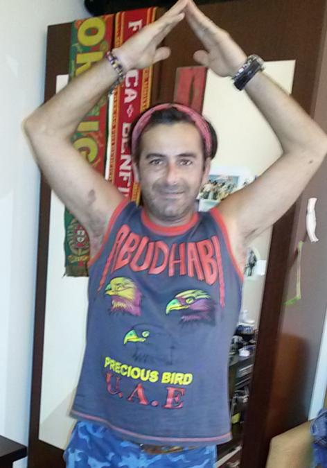 Manuel Espinho, 53, Abu Dhabi, United Arab Emirates