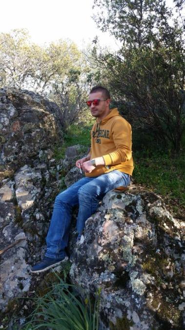 Gabriel Jose Ramiro Perez, 32, Valdepenas, Spain