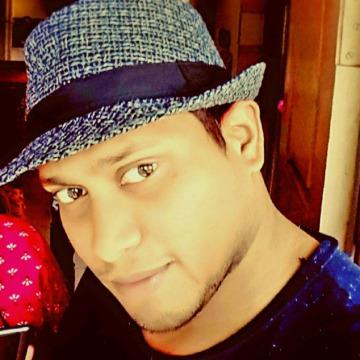 Sridhar Kumar, 28, Abu Dhabi, United Arab Emirates