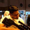 Sridhar Kumar, 29, Abu Dhabi, United Arab Emirates