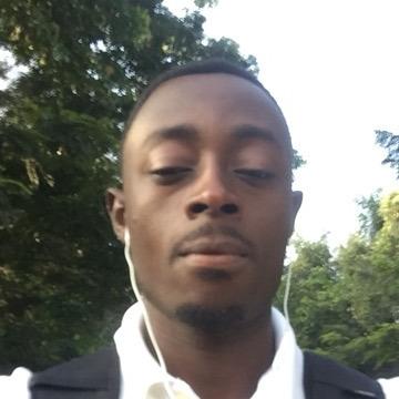 Ronny Thompson, 31, Accra, Ghana