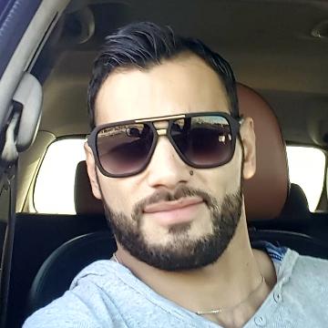 Hamid Norouzi, 33, Tehran, Iran