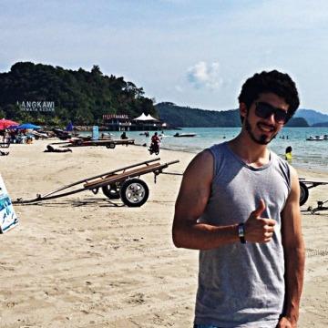 Rony, 30, Istanbul, Turkey