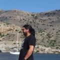 Angell Markoulis, 33, Athens, Greece