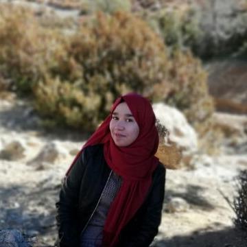 Maryam, 19, Meknes, Morocco