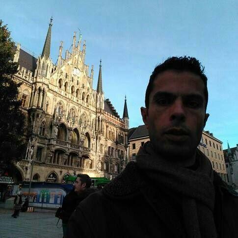 Serkan Atlı, 38, Antalya, Turkey