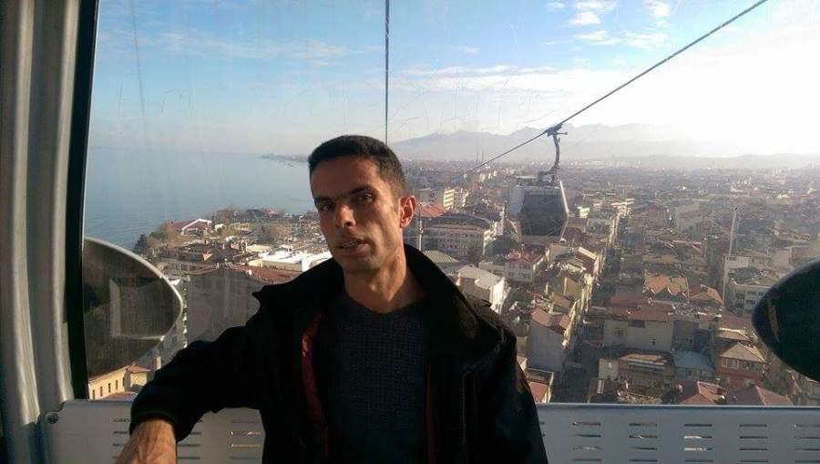 Serkan Atlı, 37, Antalya, Turkey