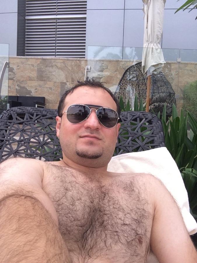 Waleed Alomari, 31, Abu Dhabi, United Arab Emirates
