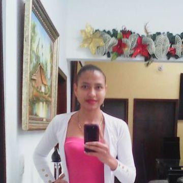 carolina perez, 23, Ocana, Colombia