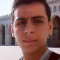 Ahmed, 19, Cairo, Egypt