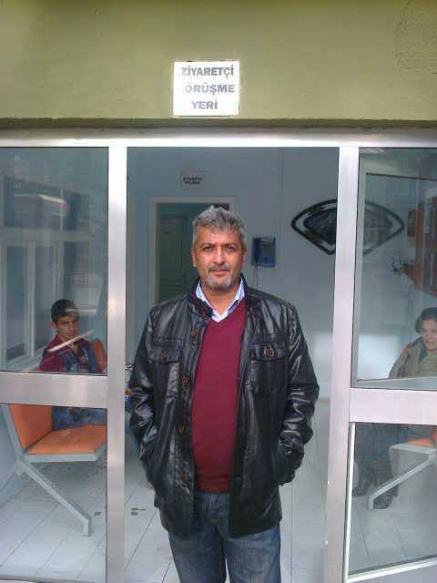 Mustafa Yılmaz, 45, Mersin, Turkey
