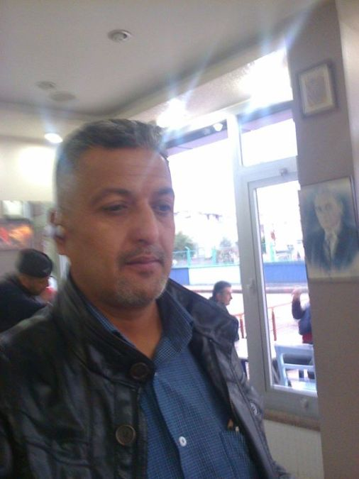 Mustafa Yılmaz, 46, Mersin, Turkey