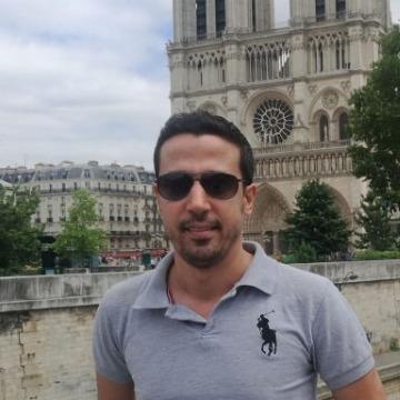Sameh Atef, 32, Dubai, United Arab Emirates