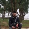 Faruk Demir, 31, Istanbul, Turkey
