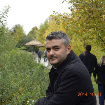 Morad, 43, Algiers, Algeria