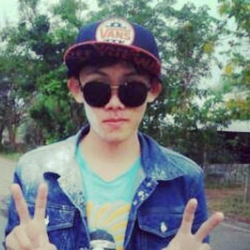 Johnny1995, 23, Thai, Vietnam