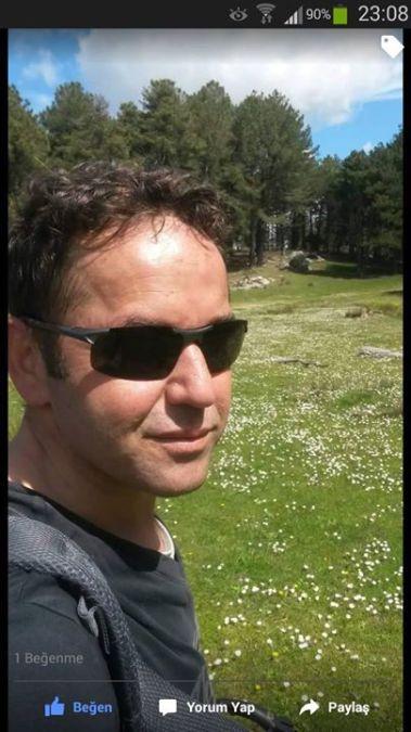 Mustafa YAKAR, 46, Izmir, Turkey