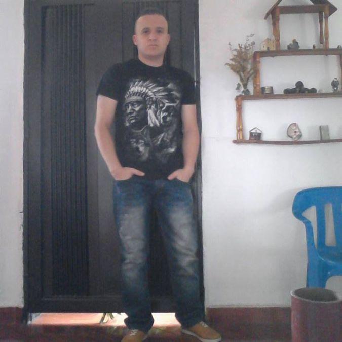 ringelberg patiño taborda, 37, Medellin, Colombia