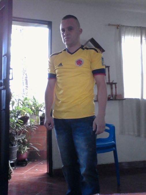 ringelberg patiño taborda, 39, Medellin, Colombia