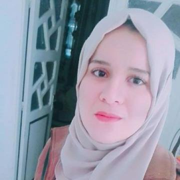 Ghada Gamaoun, 27, Bardaw, Tunisia