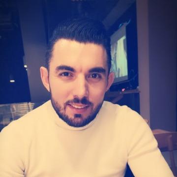 Rami Ajrullahu, 35, Skopje, Macedonia