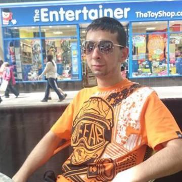 Ivalin Ivanov, 30, Vratsa, Bulgaria