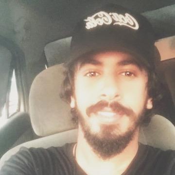 Ali, 29, Bishah, Saudi Arabia