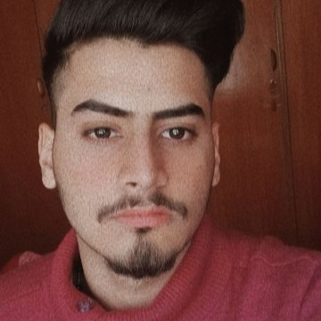 Hussain Altaiy, 18, Baghdad, Iraq