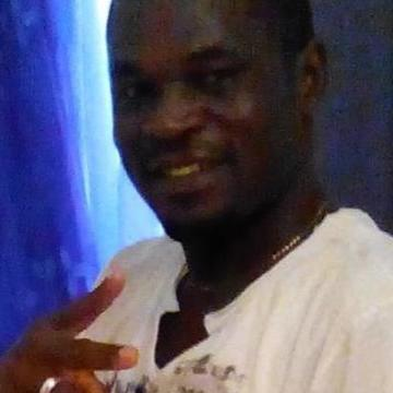 Jerry Michael, 47, Conakry, Guinea