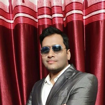 Sunit Kumar, 33, New Delhi, India