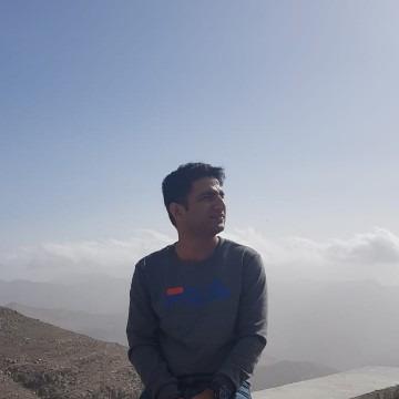 Waqas Ahmed, 27, Sharjah, United Arab Emirates