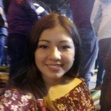 Alexandra Terrones Díaz, 26, Lima, Peru