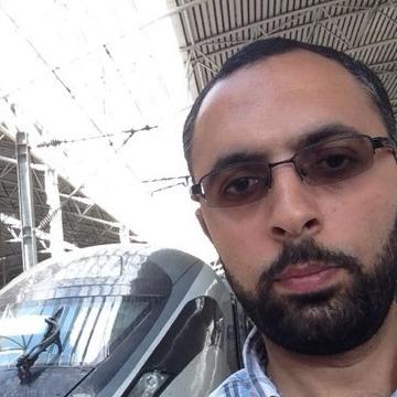 Taha, 38, Cairo, Egypt