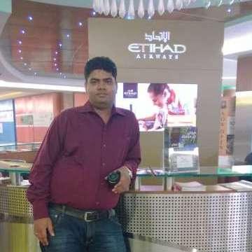 Amitkumar, 38, Abu Dhabi, United Arab Emirates