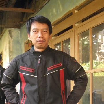 Uje Samsudin, 46, Jakarta, Indonesia
