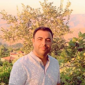 Hewa Andaziar, 37, Erbil, Iraq