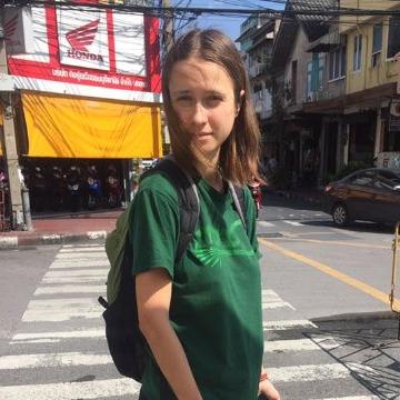 Ira Bonobo, 31, Bangkok, Thailand