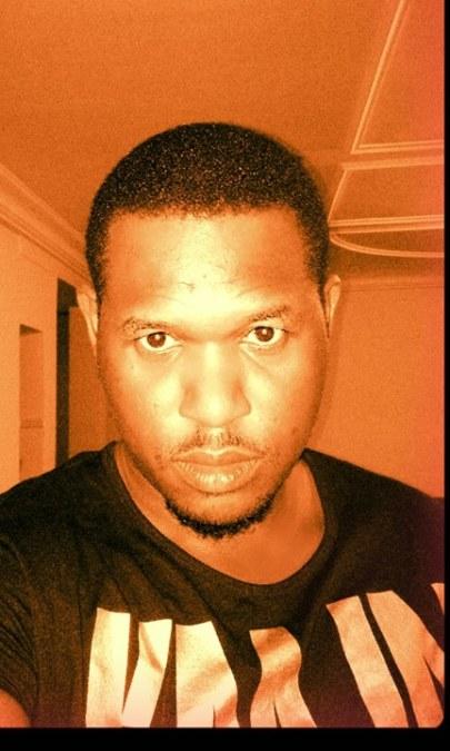 Michael Azonabor, 37, Lagos, Nigeria