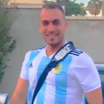 Tariq Abdullah, 36, Safut, Jordan