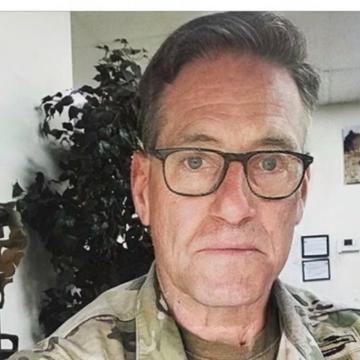 Sgt Joel Music, 40, Kabul, Afghanistan
