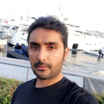Ali, 33, Jeddah, Saudi Arabia