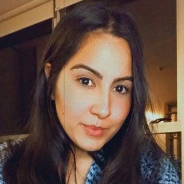 Hiana Ribeiro, 32, Fortaleza, Brazil