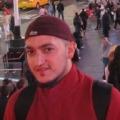 Amoo Adali, 31, Istanbul, Turkey