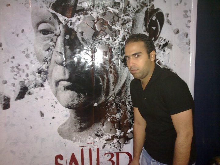 Amr Khafaga, 35, Alexandria, Egypt