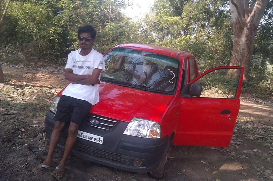 vinay gowda, 26, Bangalore, India