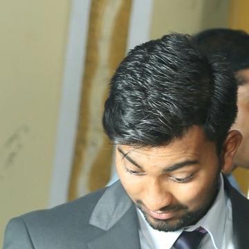 Charan R R, 28, Abu Dhabi, United Arab Emirates